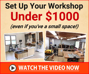 Set up wood workshop